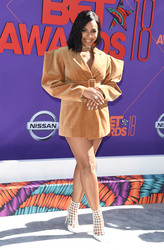Ashanti - Leggy At 2018 BET Awards In Los Angeles (6/24/18)