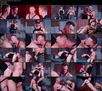 Pierce Paris & Lain Kross Part 1 2018-10-11
