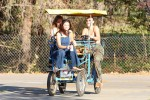 Selena Gomez at Lake Balboa park in Encino 02/02/201885e938737644913