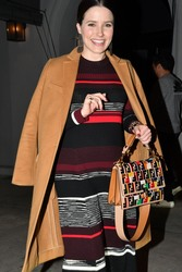 Sophia Bush - Leaving Craig's in West Hollywood 3/14/19