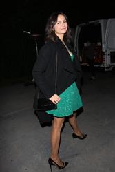 Nina Dobrev - At Jennifer Klein's Holiday Party in LA 12/1/18