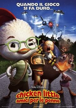 Chicken Little - amici per le penne (2005) DVD9 COPIA 1:1 ITAMULTI