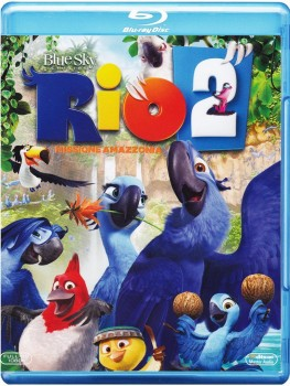 Rio 2 - Missione Amazzonia (2014) BD-Untouched 1080p AVC DTS HD ENG DTS iTA AC3 iTA-ENG