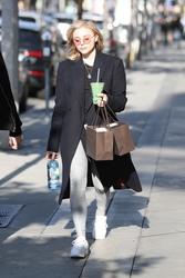 Chloe Grace Moretz - Out in LA 2/14/18
