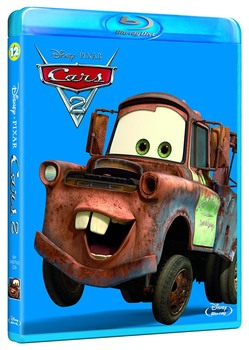 Cars 2 (2011) Full Blu-Ray 40Gb AVC ITA DTS-HD H-R 7.1 ENG DTS-HD MA 7.1
