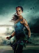 Tomb Raider: Лара Крофт / Tomb Raider (Алисия Викандер, 2018) C16175758242373