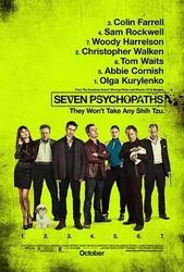 七个神经病 Seven Psychopaths