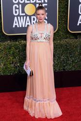 Kate Mara - 2019 Golden Globe Awards in LA 1/6/19