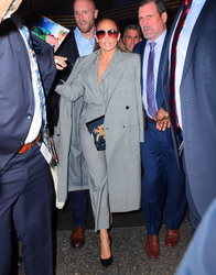 Jennifer Lopez - Leaving The Tonight Show in NYC 12/11/18