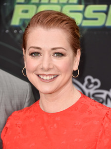 "Alyson Hannigan - Premiere Of Disney Channel's ""Kim Possible"" in LA 2/12/19"