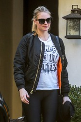 Kate Upton - Leaving the gym in LA 2/15/19