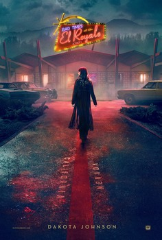 Dakota Johnson -                          ''Bad Times at the El Royale'' Promo Poster.