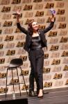 Gal Gadot -                    ''Justice League'' Panel ACE Comic Con Long Island December 12th 2017.
