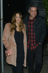 Jessica Alba - Out for dinner in Santa Monica 2/14/18