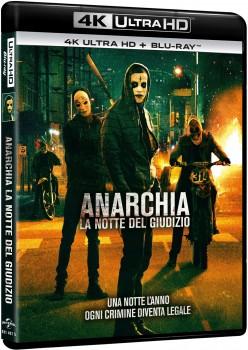 Anarchia - La notte del giudizio (2014) Full Blu-Ray 4K 2160p UHD HDR 10Bits HEVC ITA DTS 5.1 ENG DTS-HD MA 7.1 MULTI