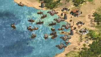 Эпоха Империй / Age of Empires: Definitive Edition v.1.3.5314 (2018/RePack by R.G. Механики) RUS/ENG