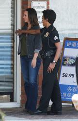 Jennifer Love Hewitt - On the set of 9-1-1 in LA 8/9/2018 968f4f942151544