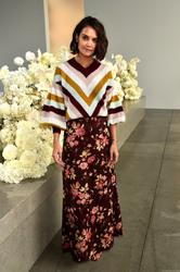 Katie Holmes - Zimmermann Fashion Show in NYC 9/10/18