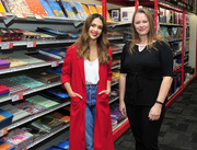 Jessica Alba - Staples for Students sweepstakes event in NYC 10/29/2018 8479531016103394