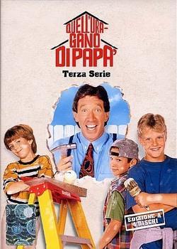 Quell'uragano di papà (1991-1999) [ stagione 3 ] 4 DVD9 COPIA 1:1  ITA ENG TED SPA