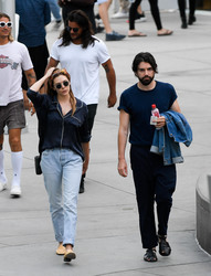 Elizabeth Olsen - Out in Hollywood 7/8/18