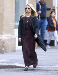 Dianna Agron - Out in NYC 5/7/18