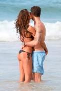 Izabel Goulart in Bikini on the Beach in Fernando de Noronha 12/30/201776fce5705335573
