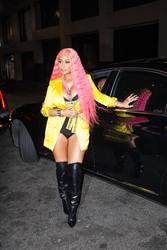 Nicki Minaj - Out in NYC 9/5/18