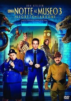 Una Notte Al Museo 3 - Il Segreto Del Faraone (2014) DVD9 COPIA 1:1 ITA ENG