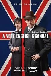 英国式丑闻 A Very English Scandal_海报