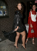 Ashley Graham - Arriving at the Pre-Met Gala Party in NYC 5/5/18