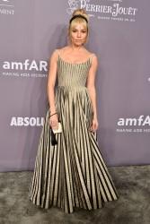 Sienna Miller - 2018 amfAR Gala New York 2/7/18