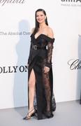 Adriana Lima - 26th amfAR Gala & Dinner Party, Cannes Film Festivals, 5/23/2019