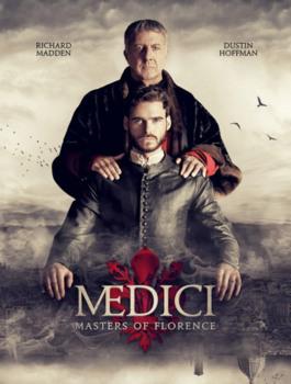 I Medici - Stagione 1 (2016) 4xDVD9 COPIA 1:1 ITA ING