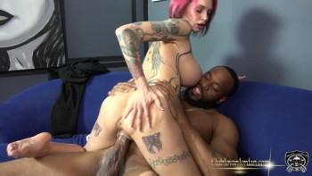 Anna Bell Peaks - And Big Black Cock Jovan Jordan (03.06.2018) 1080p