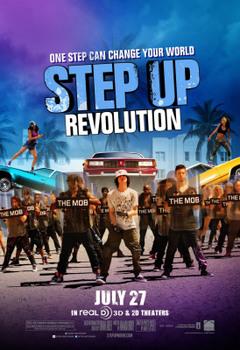Step Up 4 - Revolution (2012) DVD9 Copia 1:1 ITA-ENG