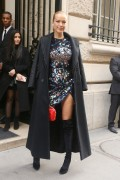Petra Nemcova - Elie Saab Show 2018 Haute Couture Fashion Week In Paris (1/24/18)
