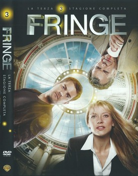 Fringe - Stagione 3 (2008-2009) 5xDVD9 1xDVD5 Copia 1:1 ITA-ENG