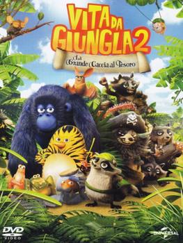 Vita da giungla 2 - La grande caccia al tesoro (2014) DVD5 Copia 1:1 ITA