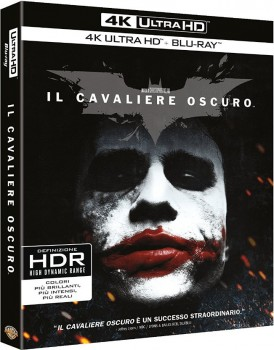 Il cavaliere oscuro (2008) Full Blu-Ray 4K 2160p UHD HDR 10Bits HEVC ITA DD 5.1 ENG DTS-HD MA 5.1 MULTI