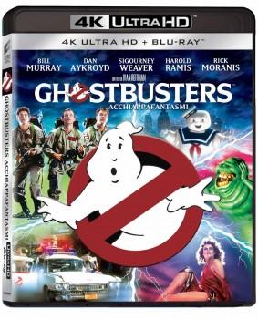 Ghostbusters - Acchiappafantasmi (1984) Full Blu-Ray 4K 2160p UHD HDR 10Bits HEVC ITA DD 5.1 ENG TrueHD 7.1 MULTI