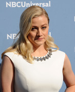 Olivia Taylor Dudley attends the 2016 ABC Upfront at David Geffen Hall on May 17, 2016 in New York City.