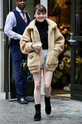 Maisie Williams - Out in NYC 9/10/18