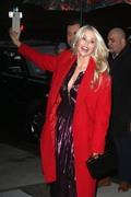 Christie Brinkley - Arriving at AOL Build Studios in NYC 1/29/19