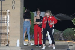 Chloe Grace Moretz - Out for dinner in Malibu 8/10/18