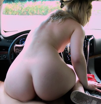 Lily Rader - Side Of The Road Slut (2018) HD 720p