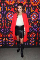 Jamie Chung - Anna Sui Fashion Show in NYC 2/12/18