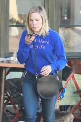 Kristen Bell - Out in LA 3/15/18