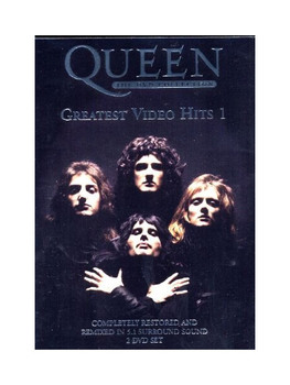 Queen - greatest video hits I (2002) 2xDVD5 COPIA 1:1 ENG