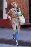 Elsa Hosk - Out in NYC 4/4/18